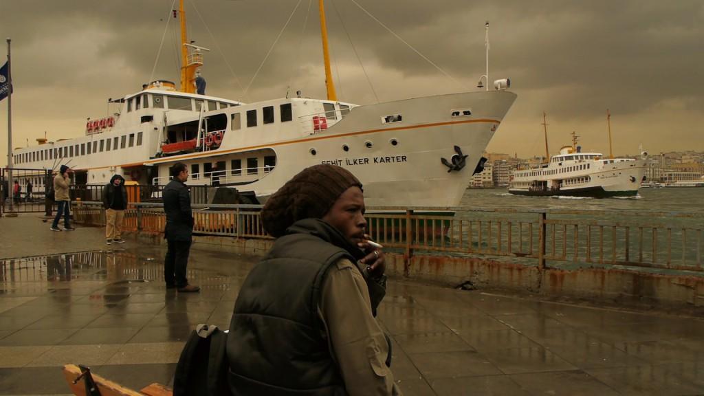 Callshop Istanbul - port